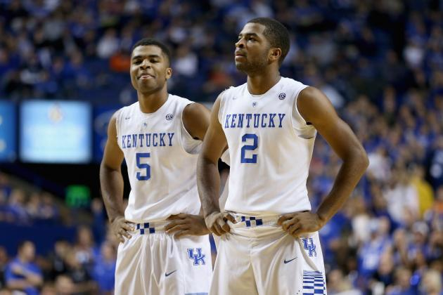 Aaron and Andrew Harrison