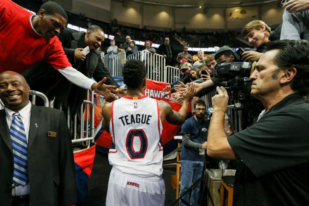 Jeff Teague