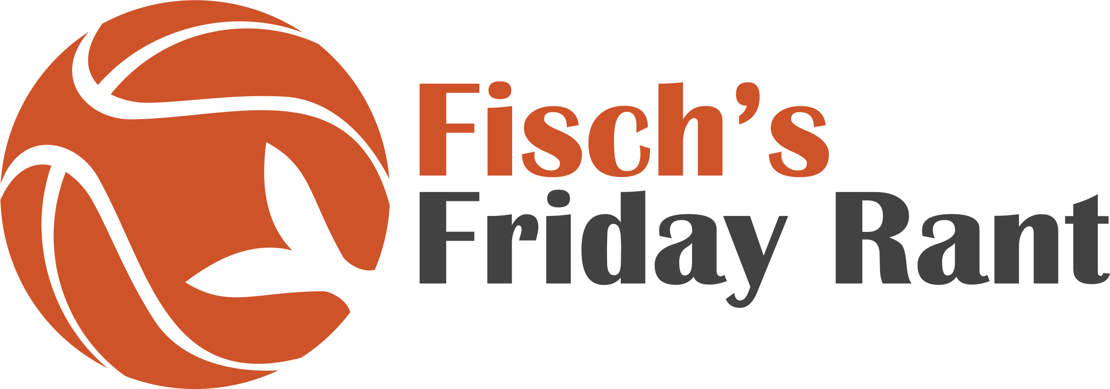 Fisch's Friday Rant