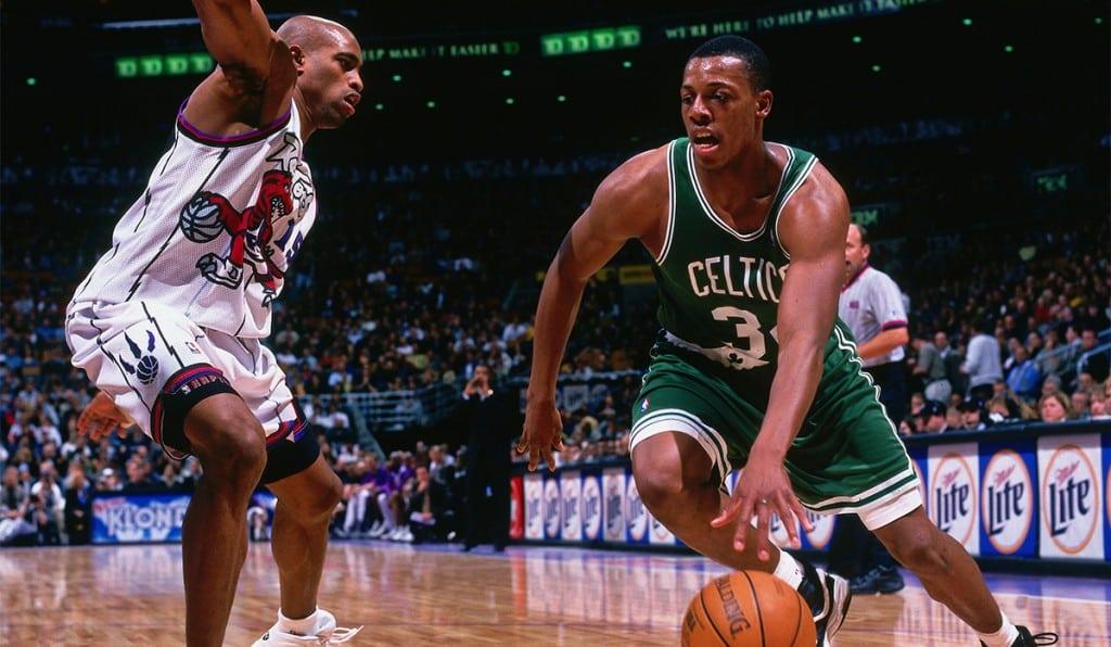 Boston Celtics, Toronto Raptors, Paul Pierce, Vince Carter