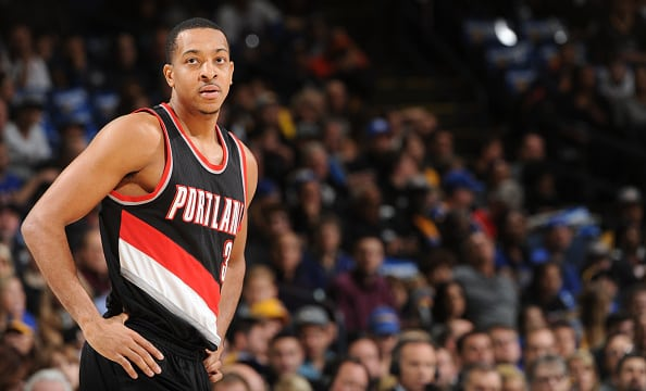 CJ McCollum basketball