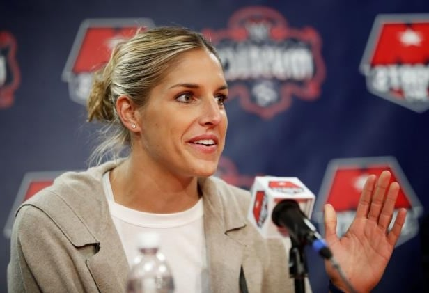 2017 WNBA Offseason, Elena Delle Donne, Washington Mystics