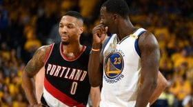 Portland Trail Blazers, Golden State Warriors, Draymond Green, Damian Lillard