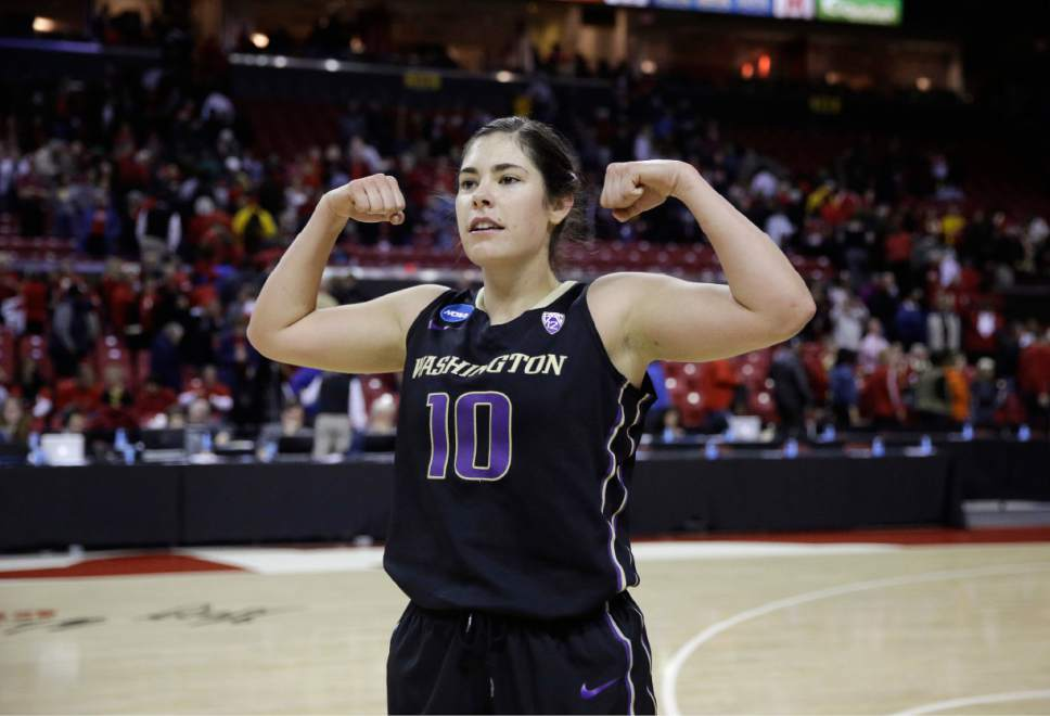 Kelsey Plum, University of Washington