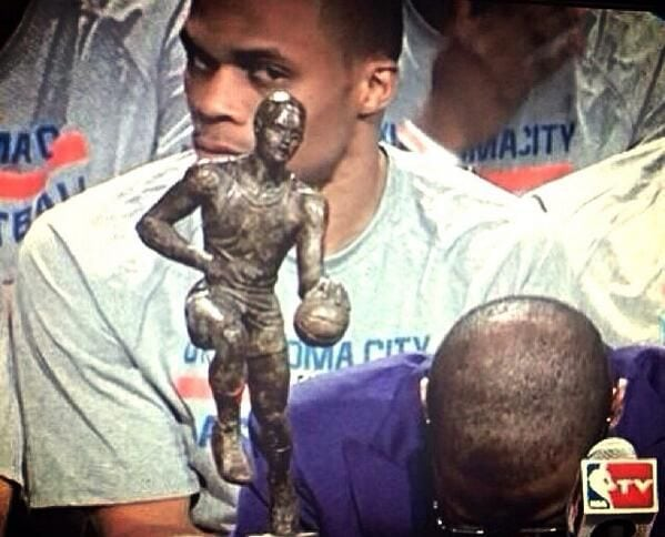 2016-17 NBA Awards, Russell Westbrook