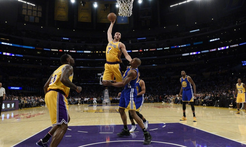 Los Angeles Lakers, Larry Nance Jr.