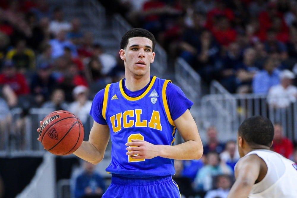 Lonzo Ball, UCLA