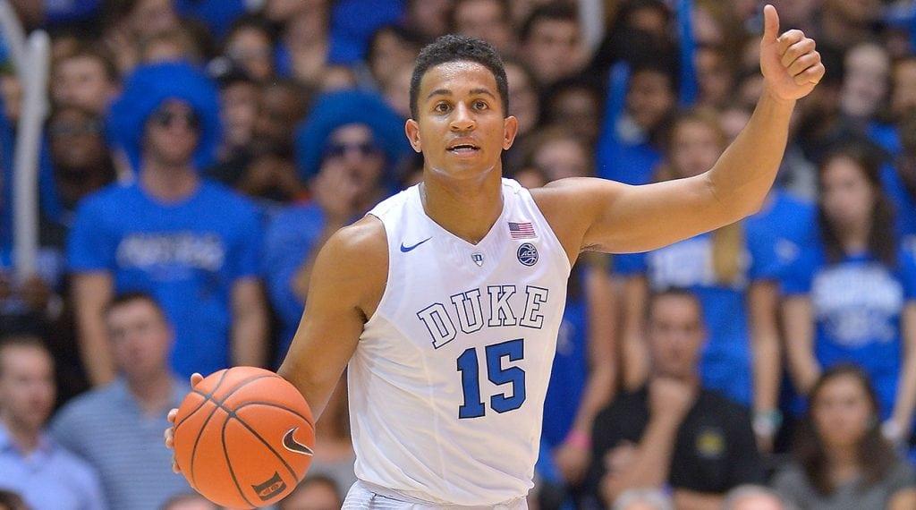 Frank Jackson, Duke Blue Devils