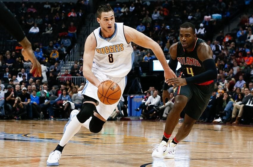 Danilo Gallinari and Paul Millsap