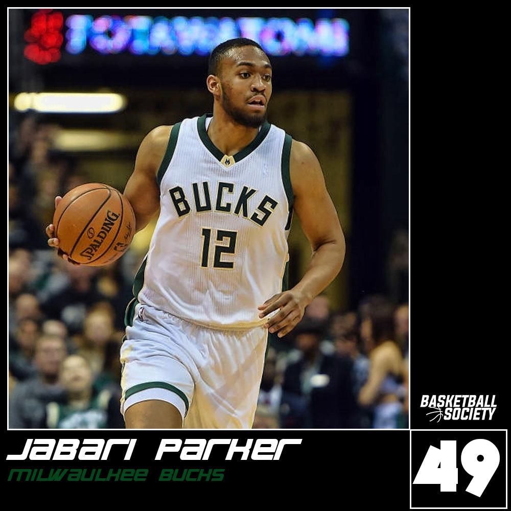 Jabari Parker, Milwaukee Bucks