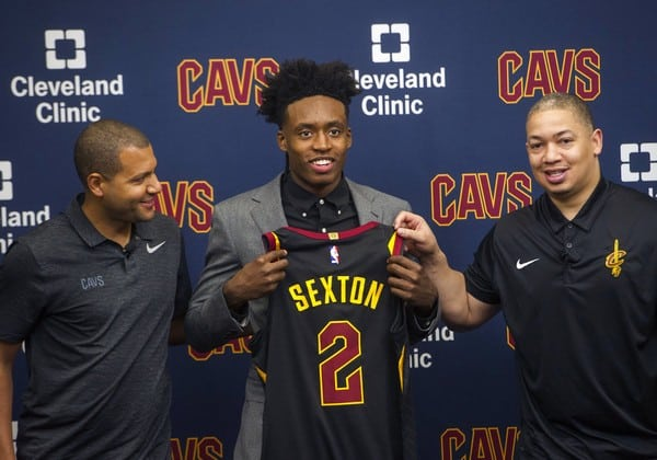 Collin Sexton NBA