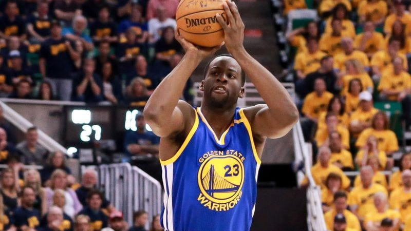 Draymond Green Basketball