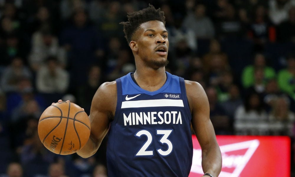 Rockets Offer Four First Round Picks To Wolves For Jimmy Butler