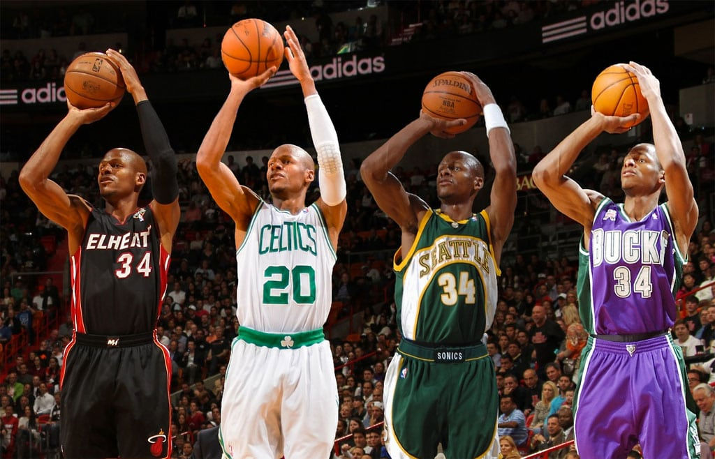 Image result for ray allen
