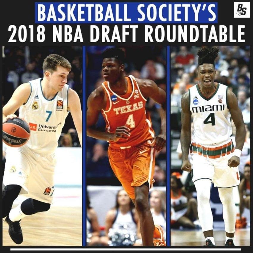 2018 NBA Draft Roundtable: Highest
